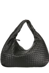 Bottega Veneta Medium Veneta Nappa Classic Woven Bag - Lyst