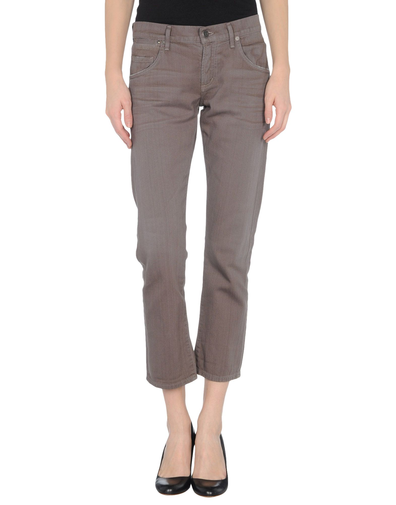 citizens of humanity casual trouser in gray lyst. Black Bedroom Furniture Sets. Home Design Ideas