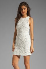 Dolce Vita Mei Scroll Lace Dress - Lyst