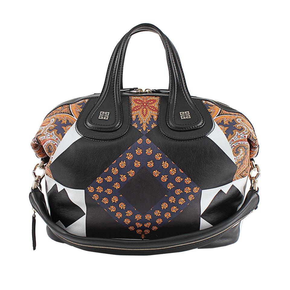 f78534fc0956 Lyst - Givenchy Medium Nightingale Print Bag