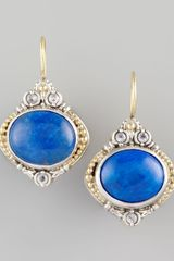 Konstantino Lapis Drop Earrings - Lyst