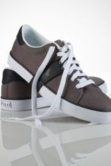Polo Ralph Lauren Burwood Canvas Sneaker - Lyst