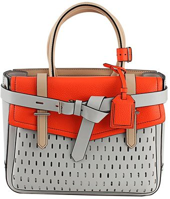 Reed Krakoff Perforated Bridle Bag - Lyst