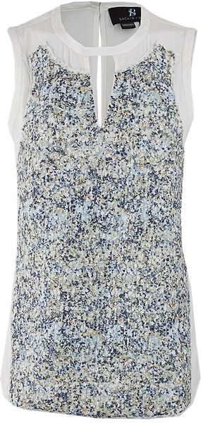 Sachin & Babi Sleeveless Watercolor Delmare Top - Lyst
