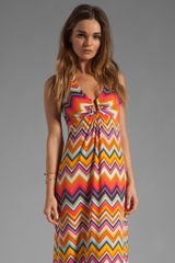 Trina Turk Patio Dress in Multi - Lyst
