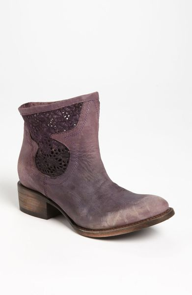 Freebird By Steven Cabcro Bootie in Purple (violet)