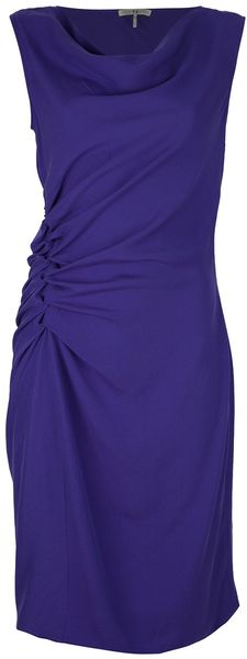 Halston Heritage Sleeveless Dress - Lyst