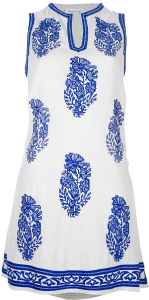 Isabel Marant Floral Print Dress - Lyst