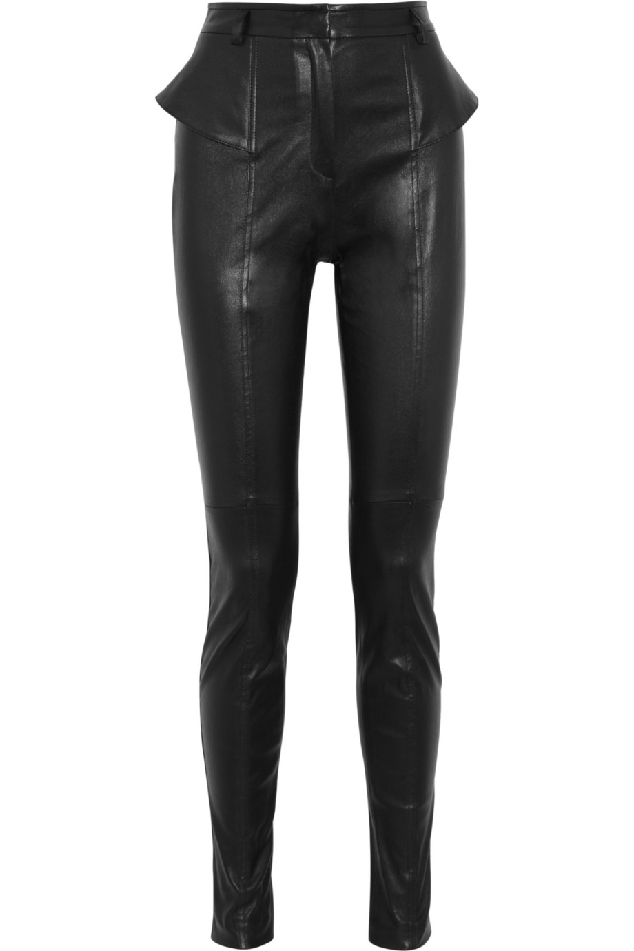 Womens Black High Waisted Skinny Jeans
