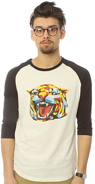 Lifetime Collective The Tiger Baseball Tee - Lyst
