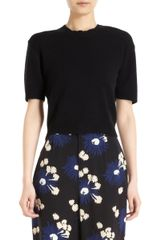 Marni Cropped Sweater - Lyst