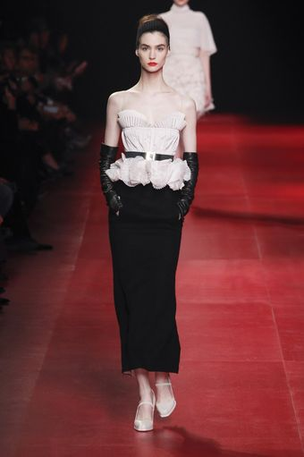 Nina Ricci Fall 2013 Runway Look 35 - Lyst