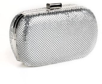 Whiting & Davis Mesh Minaudiere Clutch Bag - Lyst