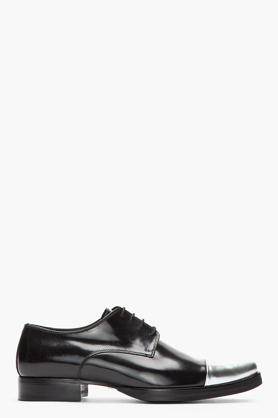 Prada Cap Toe Shoes