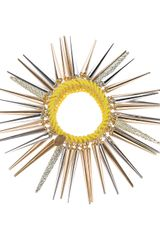 Luxury Fashion Spike Cuff - Lyst