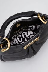 Marc By Marc Jacobs Classic Q Mini Hillier Hobo Bag - Lyst