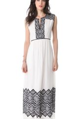 BCBGMAXAZRIA Shiloh Dress - Lyst