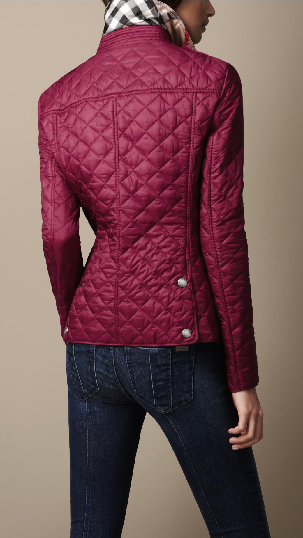 Best prices on Purple quilted cotton reversible jacket in Women's Jackets & Coats online. Visit Bizrate to find the best deals on top brands. Read reviews on Clothing & .