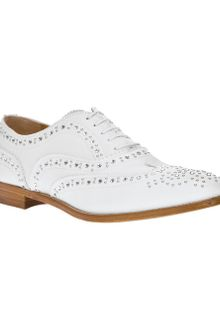 Church's Burwood Studded Brogue - Lyst