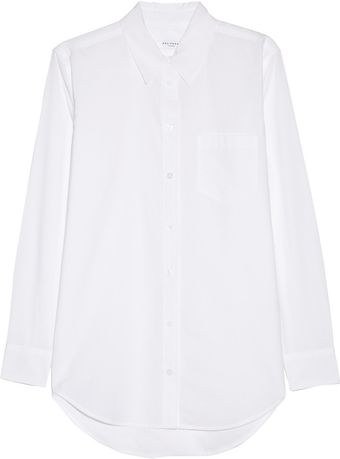 Equipment Reese Cotton Poplin Shirt - Lyst