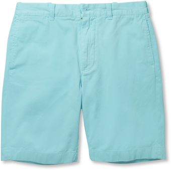J.Crew Stanton Cotton Twill Shorts - Lyst