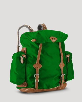 Ralph Lauren Polo Yosemite Canvas Backpack - Lyst