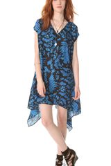 Surface To Air Float Dress - Lyst