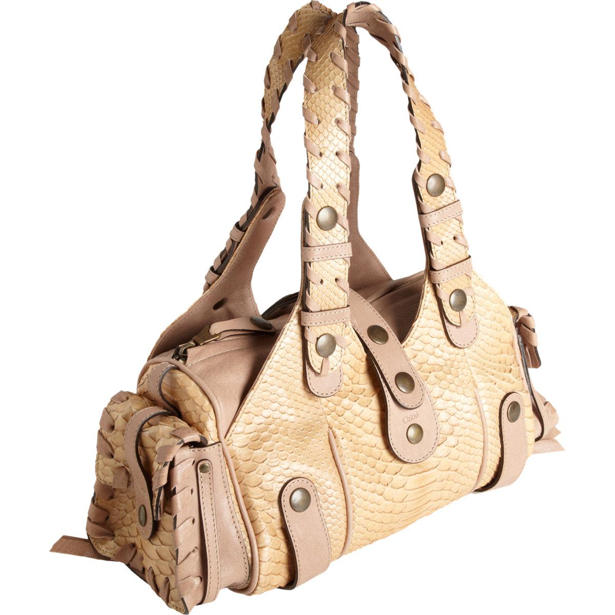 341fea10 chloe silverado bag, chloe python handbag