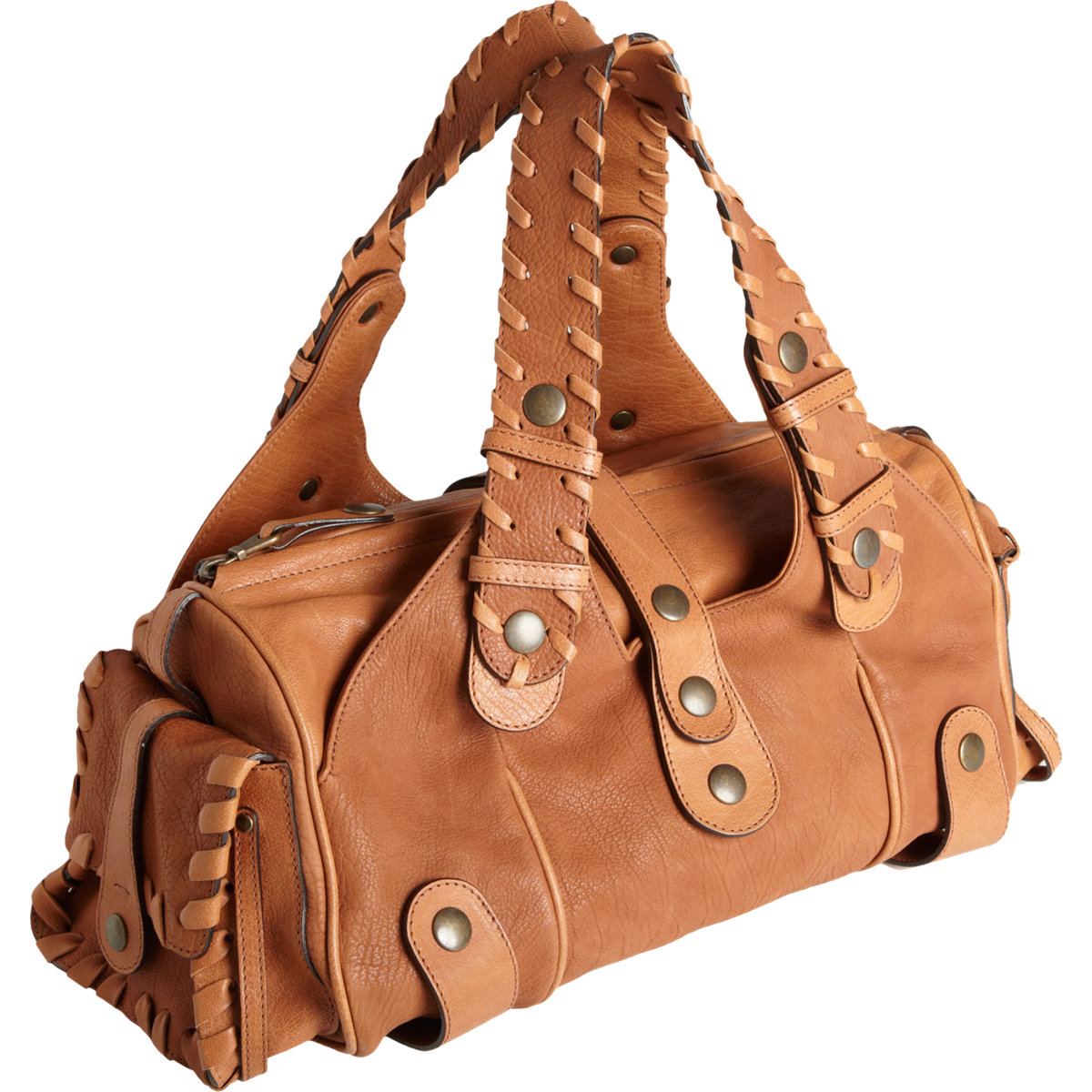 chloe grey bag - Chlo�� Large Silverado Bag in Brown (tan) | Lyst