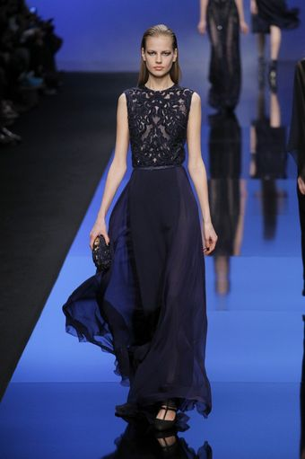 Elie Saab Fall 2013 Runway Look 15 - Lyst