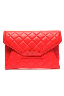 Givenchy Antigona Envelope Clutch - Lyst
