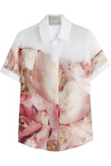 Preen Bloom Printed Shirt - Lyst