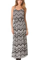 Ella Moss Sunstream Sleeveless Maxi Dress - Lyst