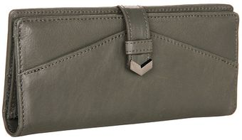 Kooba Triangle Belt Tip Wallet - Lyst