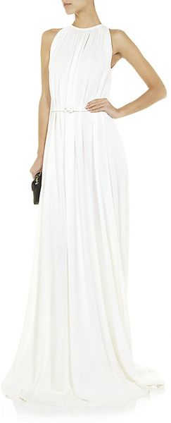 Temperley London Long Dena Dress - Lyst