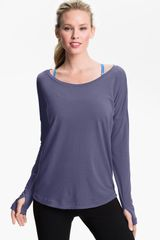 Under Armour Flow Long Sleeve Top - Lyst