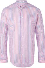 Carven Striped Shirt - Lyst