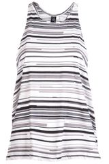 Cheap Monday Angela Striped Tank - Lyst