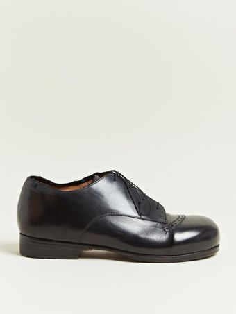 Munoz Vrandecic Oxford Brogue Detail Shoes - Lyst