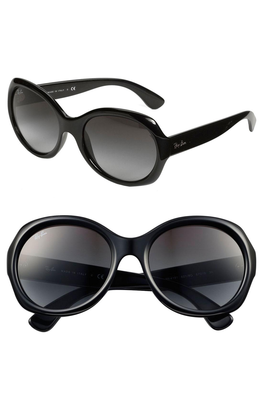 ray ban sunglasses polarized big glamour wrap frames