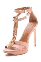 Rachel Roy Dalyce Studded Sandals - Lyst