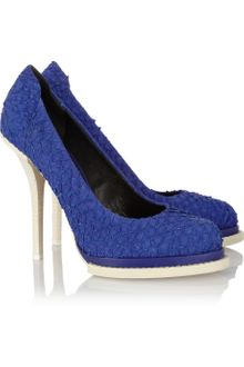 Alexander Wang Aida Perch Pumps - Lyst