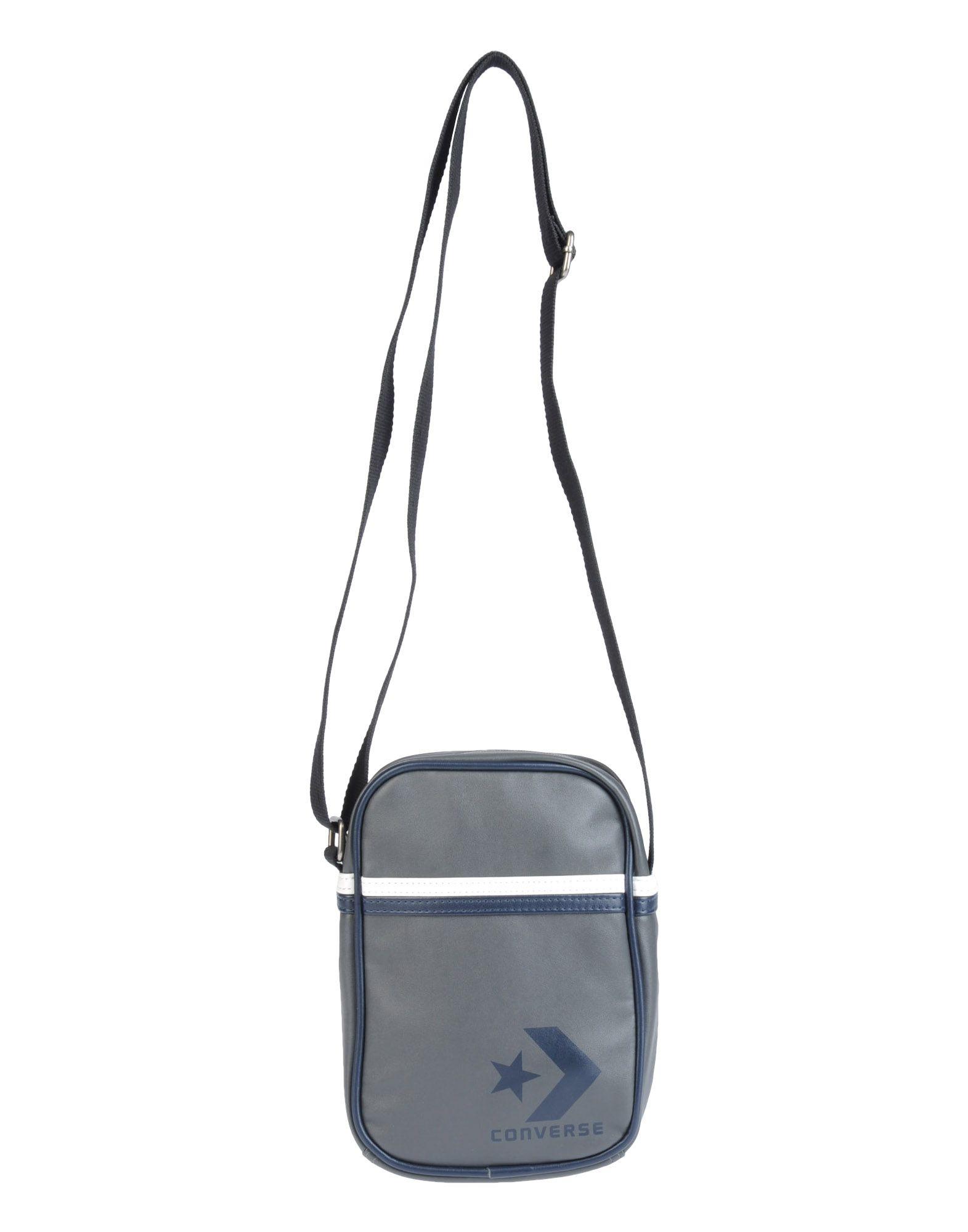 e23c6e47982 Lyst - Converse Small Fabric Bag in Gray for Men