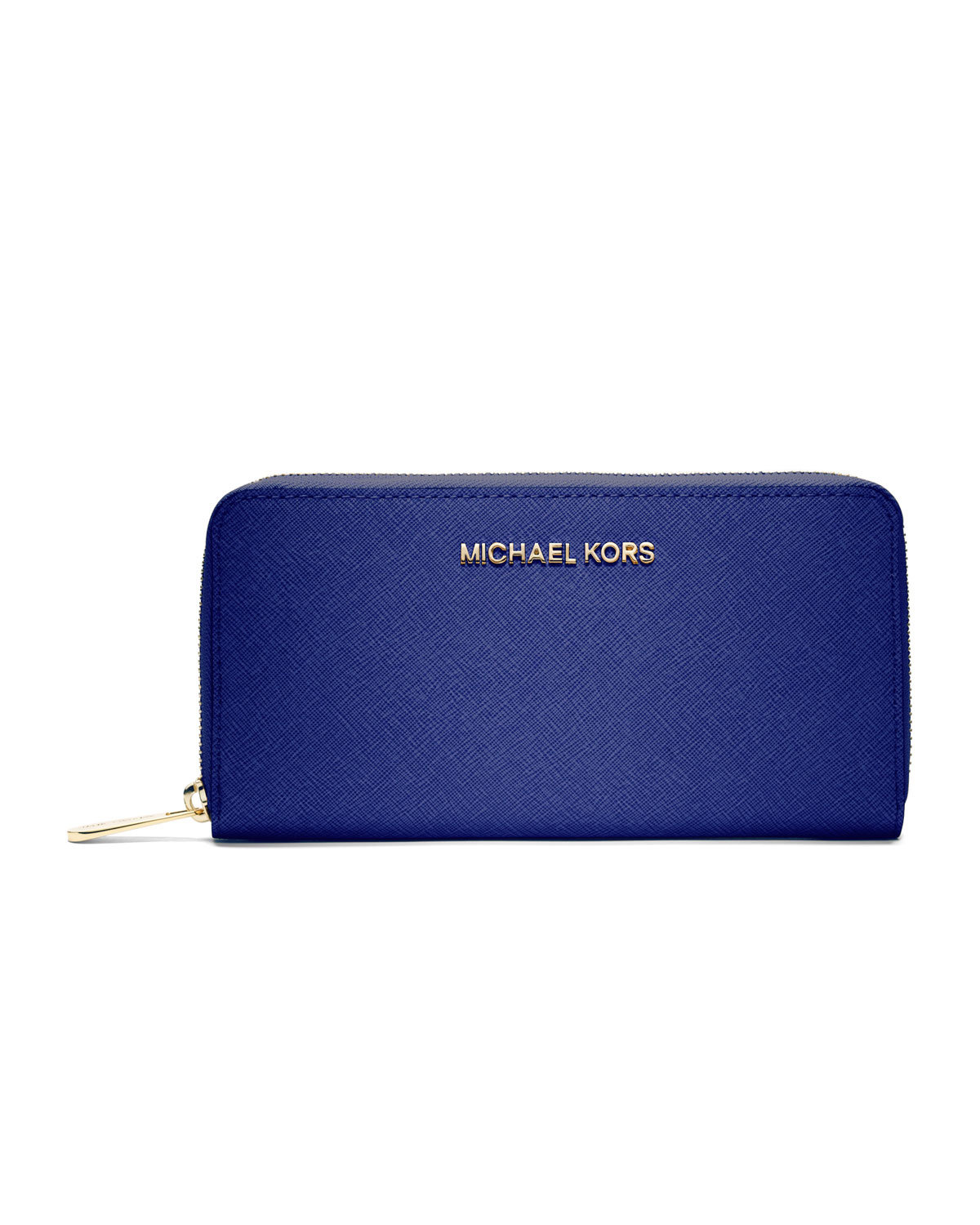 Michael Kors Wallet. Looking for a stylish wallet to tote the essentials? From clutches to wristlets, the chic, luxe MICHAEL Michael Kors style you love is here! Classic Kors Impeccable organization meets iconic design! Get that fabulously unmistakable MICHAEL Michael Kors look with a secure, structured zip-around wallet made from MK logo fabric.