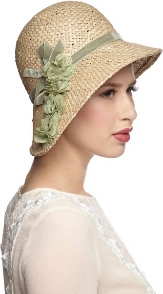 ModCloth Pure Edith Hat - Lyst