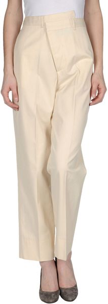 Paul Smith Blue Casual Trousers - Lyst