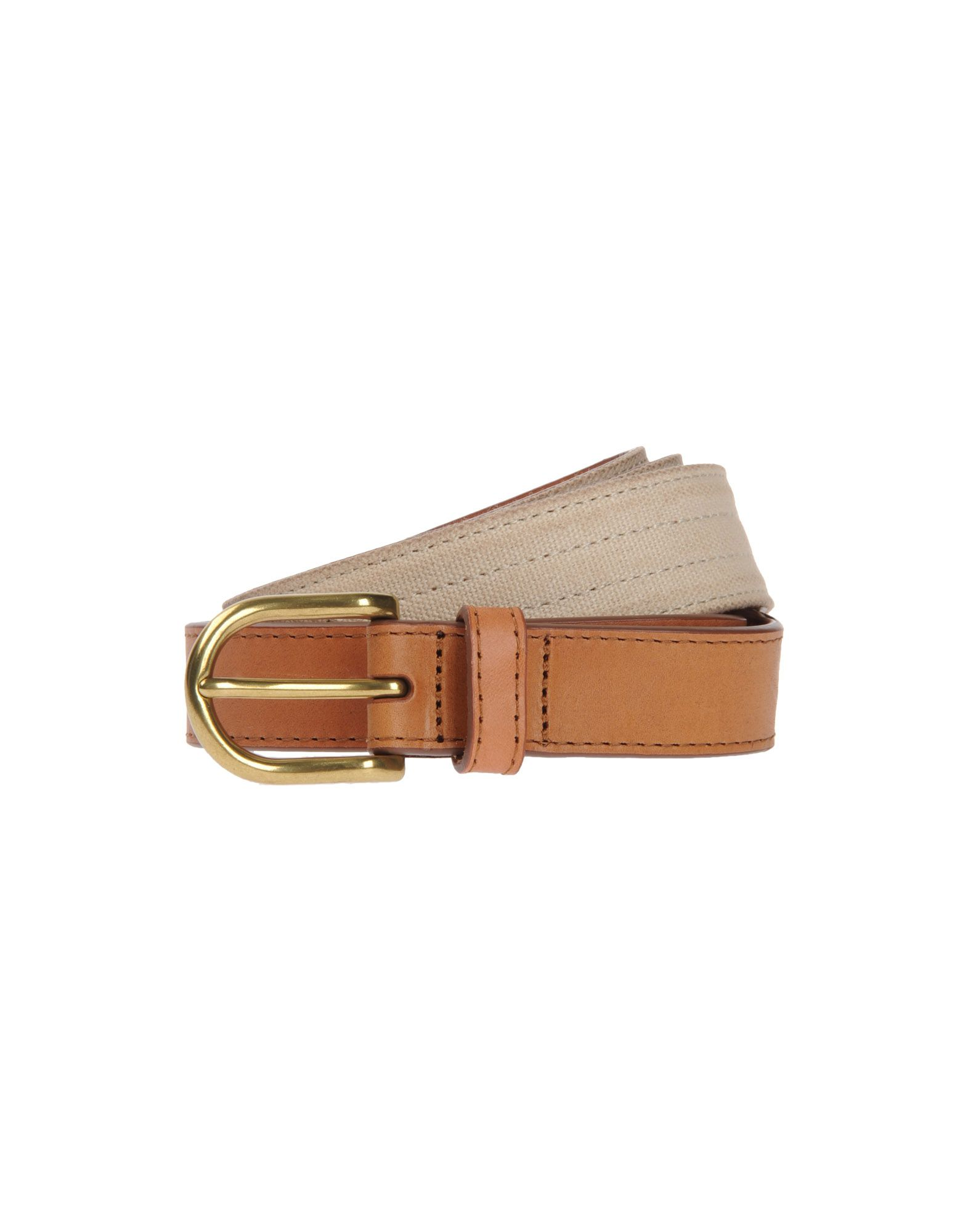 paul smith brown belts for lyst