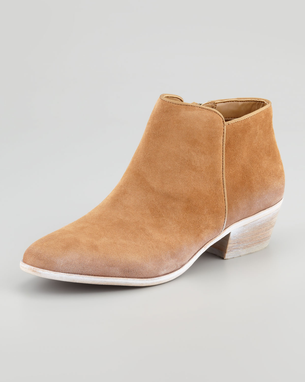 Ankle Boots Suede - Cr Boot