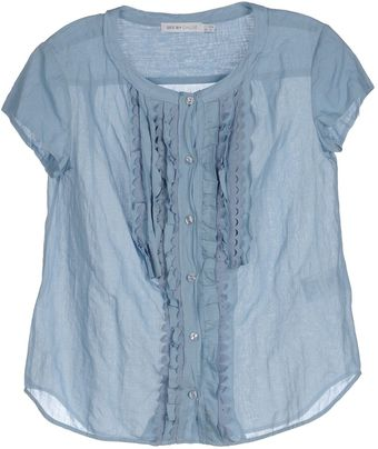See By Chloé Short Sleeve Shirts - Lyst