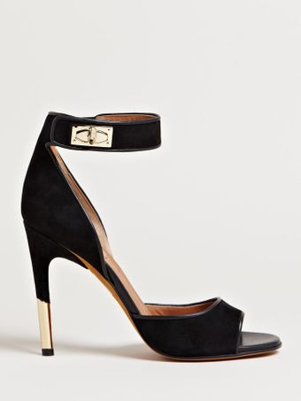 Givenchy Womens Metal Stiletto Heels - Lyst